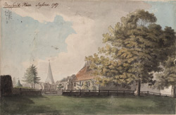 Mayfield Place, Sussex, 1787